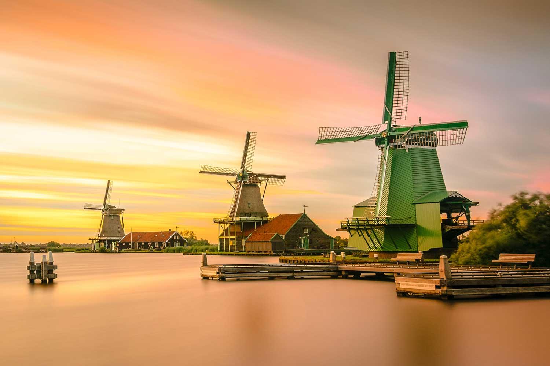 Bewerbung in Holland