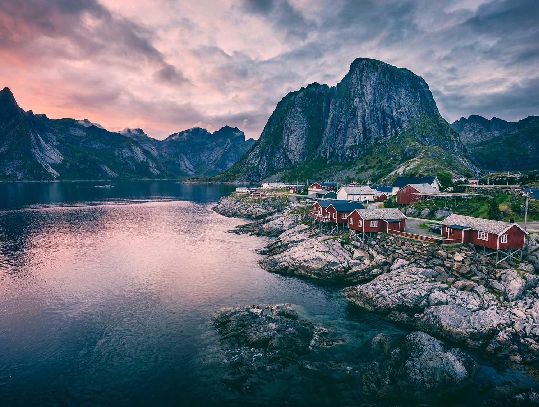 Bewerbung Norwegen - Tipps und Beispiele